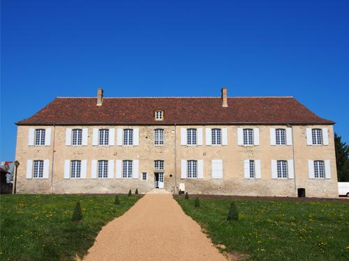 Château de Brugheas - Facade - Apres