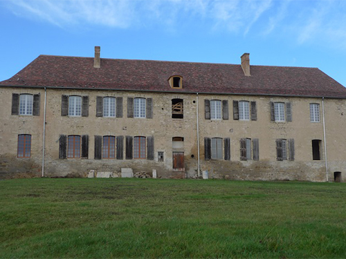 Château de Brugheas - Facade - Avant